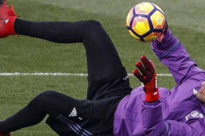 El portero que renuncia a competir con Keylor Navas en el Real Madrid
