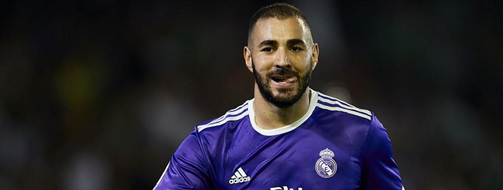 El recadito de Karim Benzema a sus enemigos en el Real Madrid
