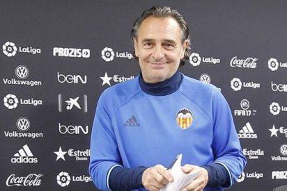 El sorprendente delantero que suena para reforzar el Valencia