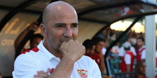El tapado en la lista de la compra de Sampaoli para el Sevilla