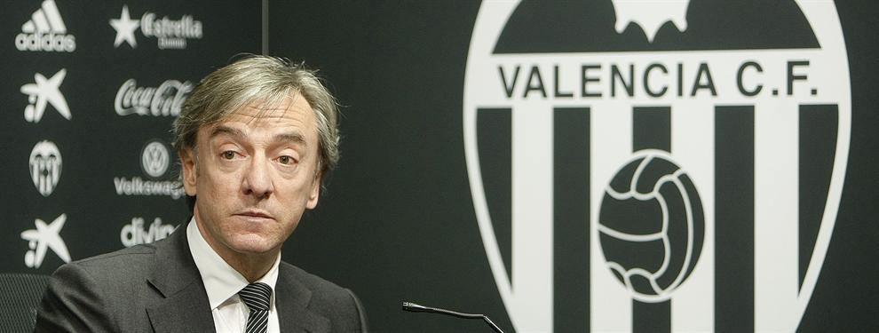 El 'tapado' que gana enteros como alternativa a Zaza en el Valencia