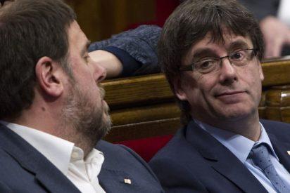 Puigdemont y ERC son solo unos títeres de los zarrapastrosos de la CUP