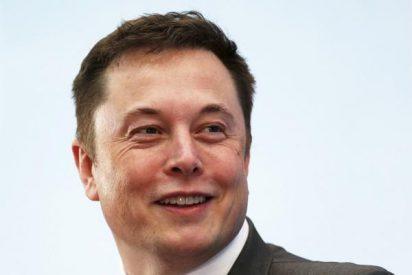 Así de emocionante fue la reacción de Elon Musk con el éxito del lanzamiento de Space X