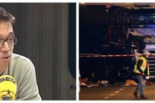 """Errejón pide a gritos un desfibrilador de tontos explicando el atentado de Berlín: """"Hay mucha frustración acumulada"""""""
