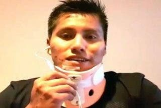 """[VÍDEO] El técnico que sobrevivió a la tragedia del Chapecoense: """"Nadie se levantó del asiento gritando"""""""