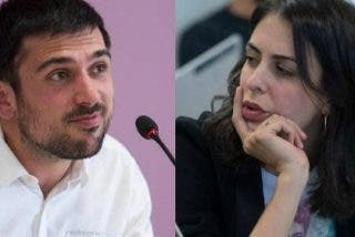 Rita Maestre y Ramón Espinar se dan de garrotazos en la plaza pública de Twitter