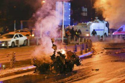 La explosión de los 'Halcones de la Libertad de Kurdistán': 38 muertos en Estambul
