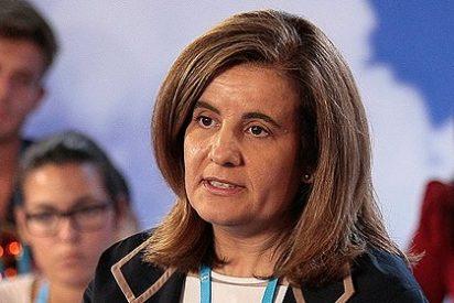 """Fátima Báñez : """"Con la subida de impuestos el Gobierno pide un esfuerzo solidario a las empresas más grandes"""""""