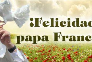 Los 80 años del Papa Francisco, icono de la misericordia y líder global