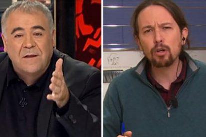 Un airado Iglesias carga contra Ferreras porque no habla de Inda como violencia de género
