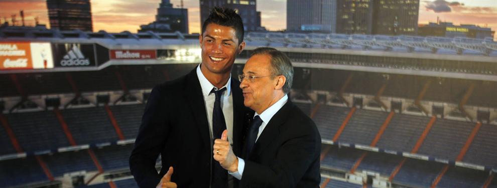 Florentino Pérez elije la fecha para vender a Cristiano Ronaldo