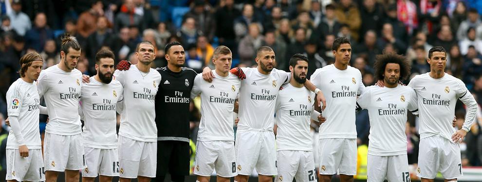 Florentino Pérez intenta empaquetar a un jugador del Madrid al fútbol chino
