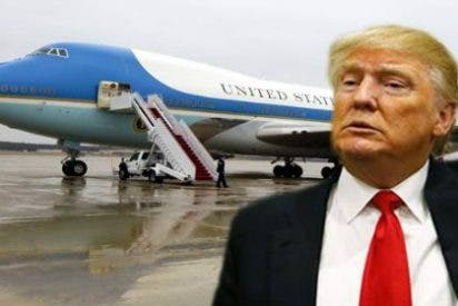 ¿Por qué Trump quiere detener un multimillonario plan para reemplazar al Air Force One?