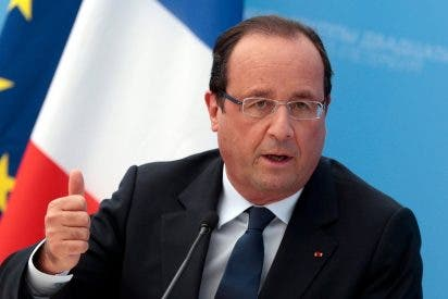 El socialista Hollande anuncia que no se presentará a la reelección para la Presidencia de Francia