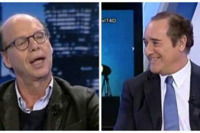 "El zasca de Antonio Jiménez a Jaime González: ""¡Se nos ha hecho podemita!"""