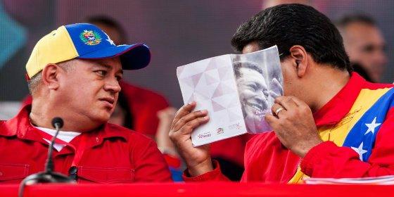 El penúltimo dislate del sátrapa Nicolás Maduro 'despelota' a la Venezuela chavista