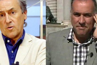 """Hermann Tertsch llama """"comisario político"""" y """"chivatillo izquierdista"""" a Xabier Fortes tras sus críticas al nombramiento de Álvaro Zancajo"""