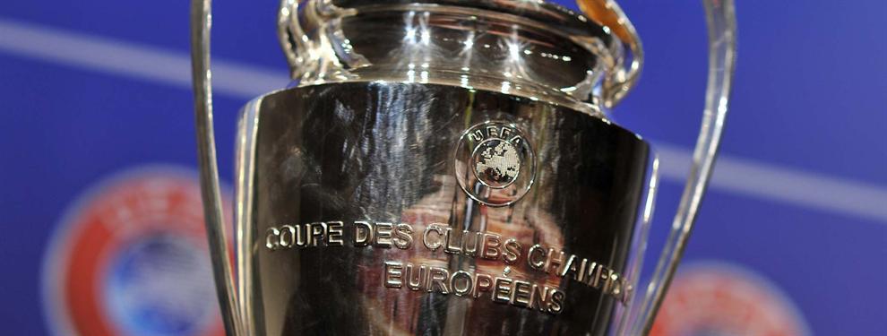 Hoy hay sorteo de la UEFA