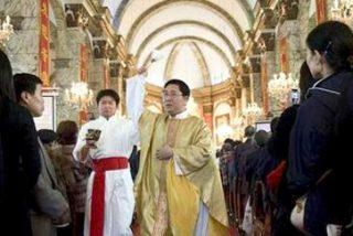 China acepta hablar con el Vaticano