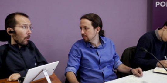 El 'carnicerito de Venezuela' y su sicario 'Echeminga' imponen la ley del terror en Podemos