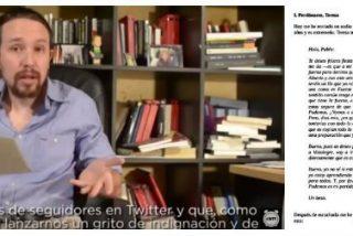 Chute de cursilería en Podemos para atajar la crisis con un vídeo no apto para diabéticos