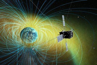 Japón lanza el satélite Arase para controlar los campos magnéticos de la Tierra