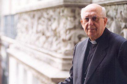 Muere el obispo emérito de Girona Jaume Camprodon