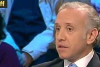 Embargan el sueldo de Eduardo Inda en LaSextaTV 'por no pagar 13.000 € a su exmujer'
