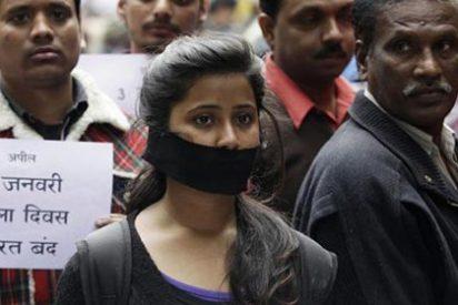 Los tipos que han quemado a una niña de 10 años por resistirse a su violación
