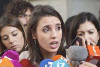 48 horas antes del Día de Los Inocentes, Irene Montero asegura que se ataca a Errejón sin que Pablo Iglesias lo sepa
