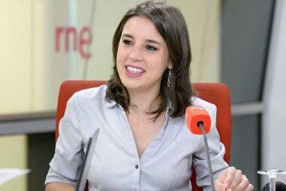 Irene Montero usa un informe de Los Verdes para desprestigiar a Amancio Ortega y en Twitter le llueven un ilimitado número de palos