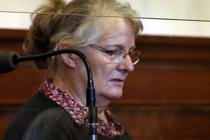 Hollande deja en libertad a la francesa que mató a su esposo maltratador