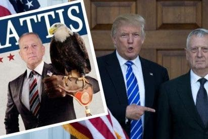 James 'Perro Loco' Mattis: el solterón 'monje' de Trump para derrotar al ISIS