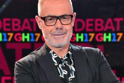 Jordi González se 'traga el sapo' de leer en antena una sentencia contra Telecinco y Aída Nízar