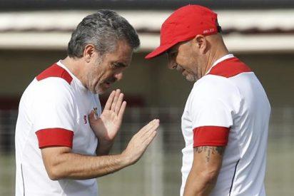 Jorge Sampaoli pide al Sevilla el fichaje de un jugador argentino