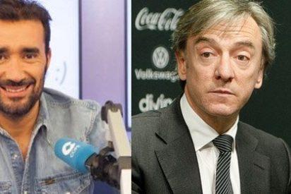 """Juanma Castaño pierde la paciencia con la 'jeta' de Suso García Pitarch: """"¡Relaja el tono!"""""""