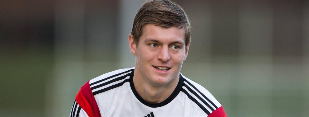 Juventus planea 'un Higuaín' para fichar a Toni Kroos