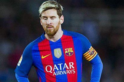 ¡La cláusula de locura que impone Messi para no dejar tirado al Barça!