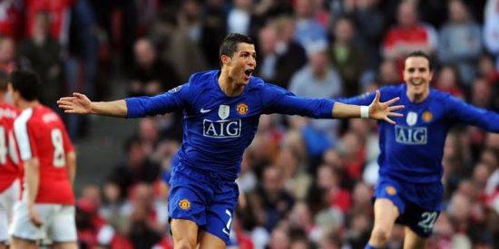 La confesión de Sir Alex Ferguson a David Moyes sobre Cristiano Ronaldo