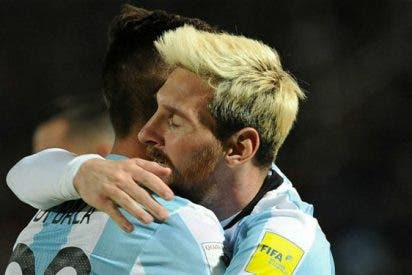 La conversación entre Messi y Dybala con el Real Madrid de fondo