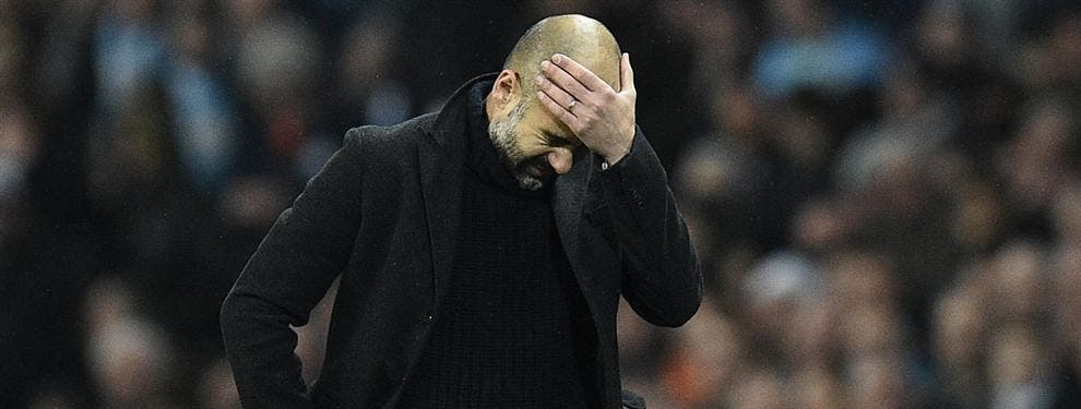 La gran rajada de una estrella de la Premier League contra Pep Guardiola