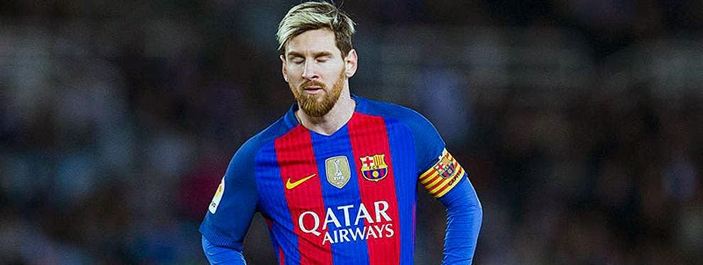 La impresionante cláusula que impone Messi para no dejar tirado al Barça