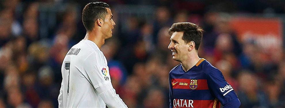 La jugada maestra que Cristiano prepara para Messi en el Clásico