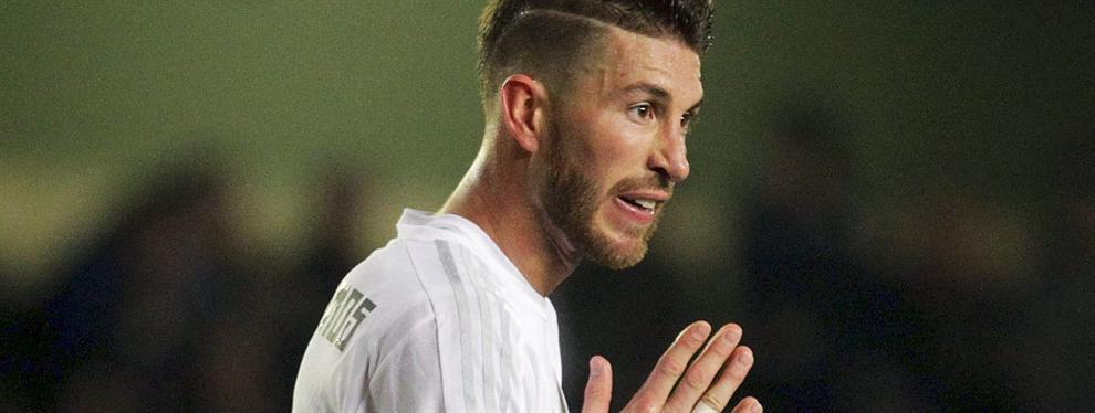 La lista de la compra del Real Madrid para dar el boleto a Sergio Ramos