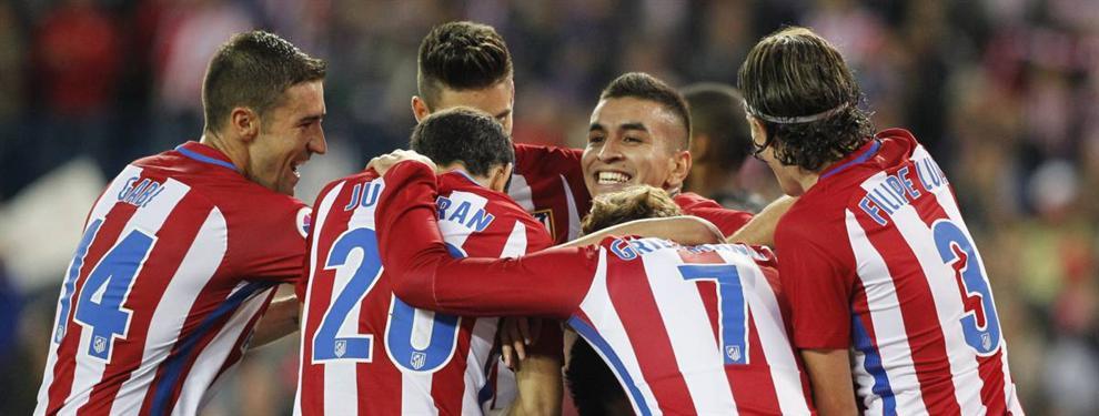 La mareante oferta que tiene el Atlético sobre la mesa por uno de sus cracks