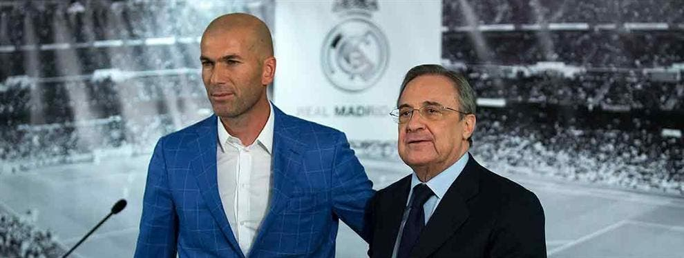 La negociación para levantarle un fichaje galáctico a Florentino Pérez