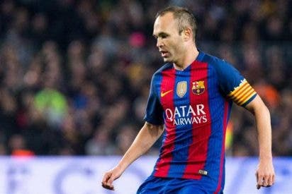 La oferta más seria para sacar a Andrés Iniesta del Barça