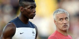 La pequeña 'traición' de Didier Deschamps a su compatriota Paul Pogba