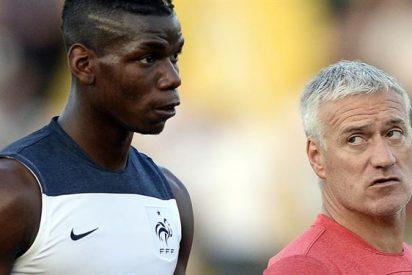La pequeña 'traición' de Didier Deschamps a su compatriota Paul Pogba
