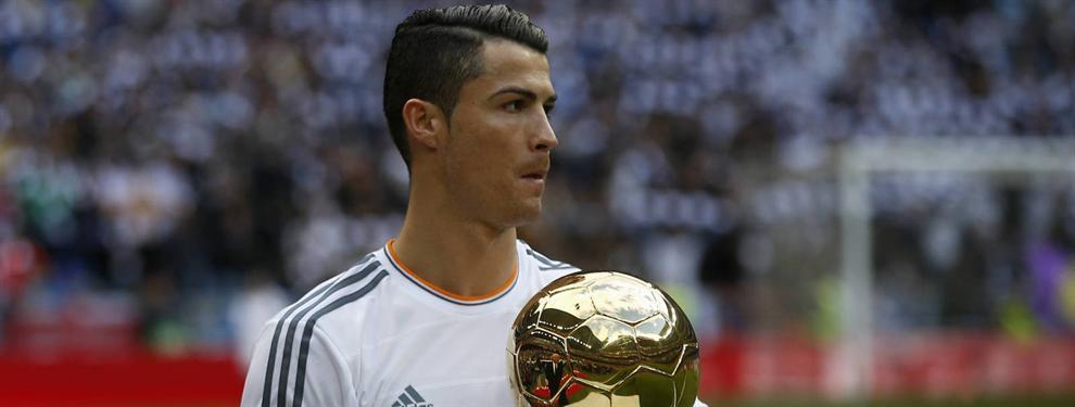 La promesa que le ha hecho el Madrid a Cristiano para su próximo Balón de Oro